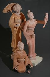 sculpture geisha