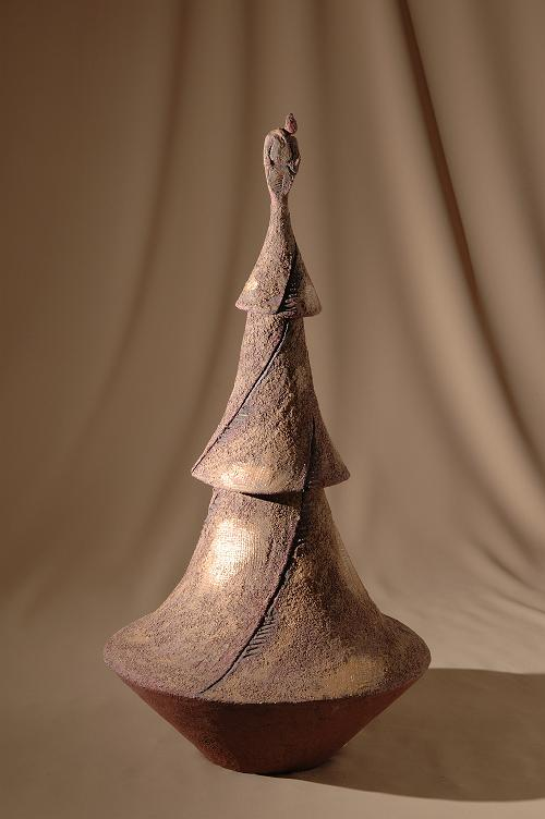 poterie sculpture terre