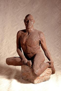 sculpture africain