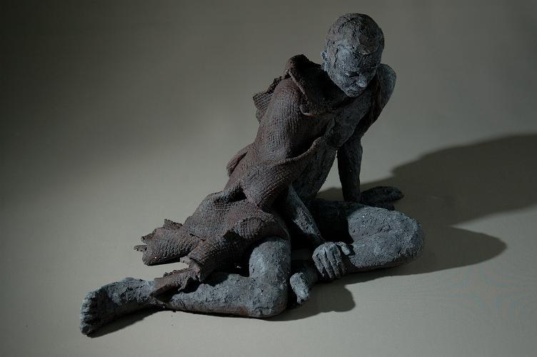 sculpture homme nu