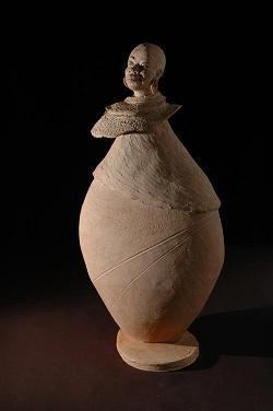 poterie fille des sables